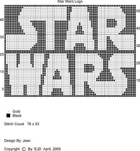Star Wars Knitting Pattern Images Knitting Patterns Free Download